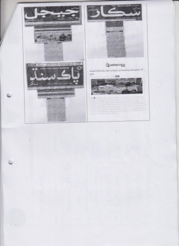 news published (13)