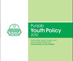 Punjab Youth Policy 2012