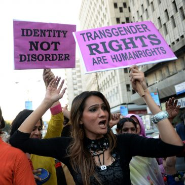 Initiatives for transgender rights-MoHR